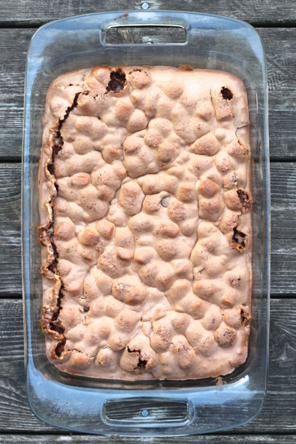 Marshmallow Brownies |thedomesticblonde.com