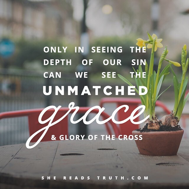 #SheReadsTruth #SRTLent Day 13 📖🙌